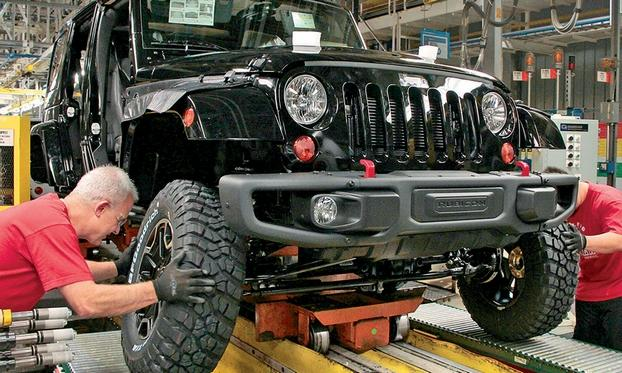 Toledo Hurries Incentives To Keep Jeep