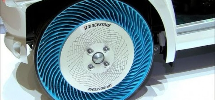 Airless Tires…our Future?