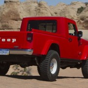 How About A Jeep Pickup?