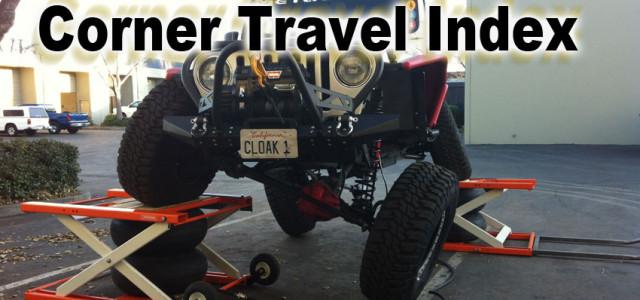 Corner Travel Index (CTI) – What's That?