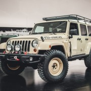 Jeep Wrangler Concept: Africa