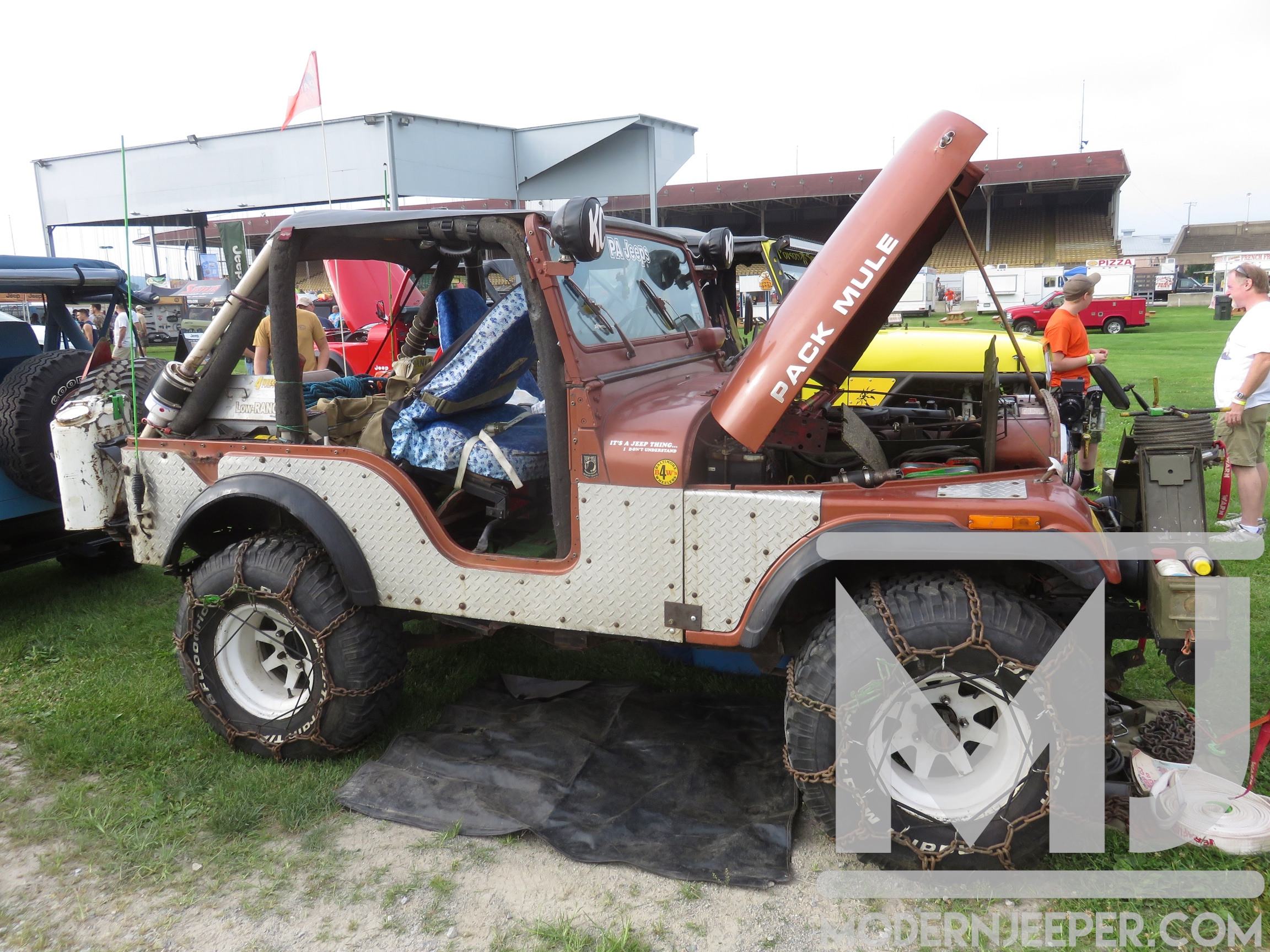 All Breeds Jeep Show & Tour! | Modern Jeeper