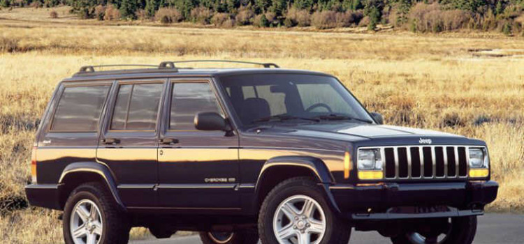 The Jeep XJ: Choosing the Right Suspension for Your Modern