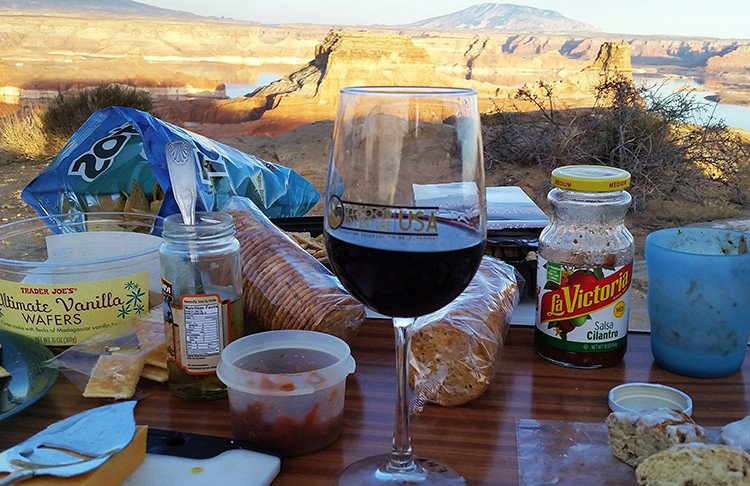 Tasty Trail Tip! Happy Hour at Trails End