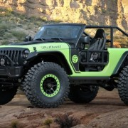 Meet the Trailcat – Hellcat Powered Superjeep!