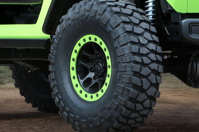 The Jeep Trailcat Is Rock Crawler Read - Photo Courtesy FourWheeler