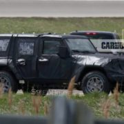 2018 Jeep Exclusive Spy Pics!