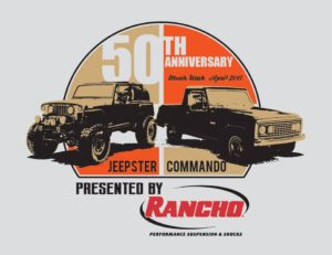 Jeepster and Commando 50th anniversary @ Moab Utah | | |