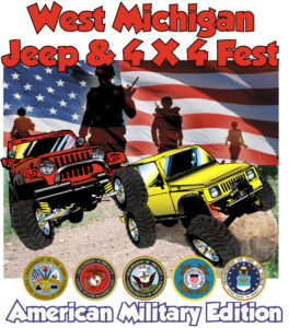 West Michigan Jeep & 4x4 Fest: American Military Edition @ Hudsonville Fairgrounds | | |