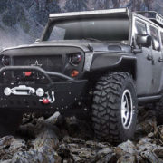 Another 6×6 Jeep Wrangler Enters the Market… But This One Is Chinese.