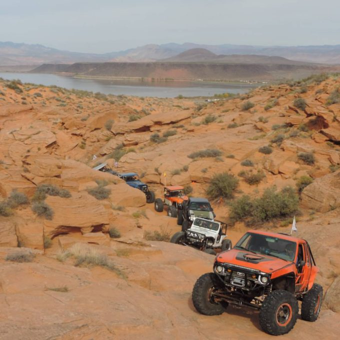 Trail Hero @ Sand Hollow State Park, Hurricane, UT | | |