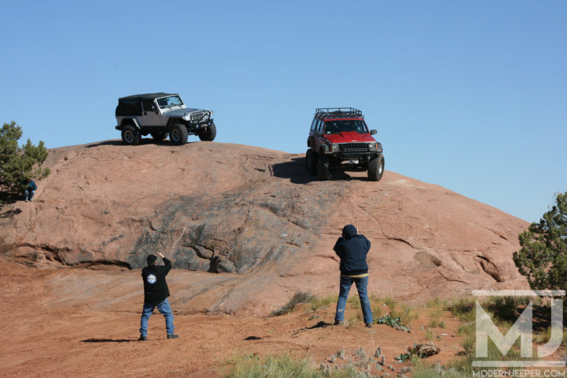 "Fins and Things  is a great area to see and drive on the ""sandpaper"" like red rock."