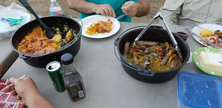 Resolve To Cook With a Dutch Oven