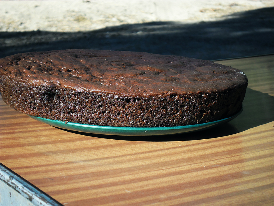 Dutch Chocolate Cake