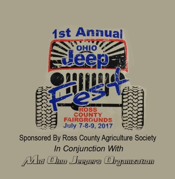 Ohio Jeep Fest @ Ross County Fair | | |