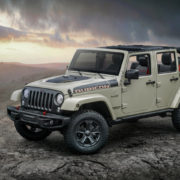 Can it get any better? Jeep introduces the RECON Edition.