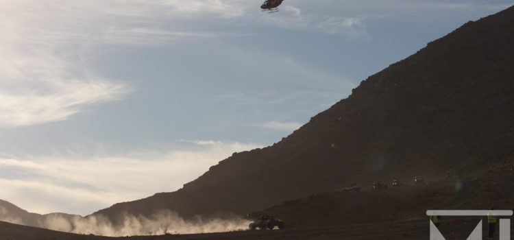 Shannon Campbell Fights to the Finishto CaptureHis Third Crown at the Nitto Tires King Of The Hammers Powered by Optima Batteries
