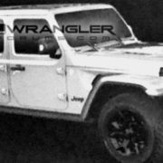Leaked Photos of the 2018 Wrangler… Real or Clever Marketing?