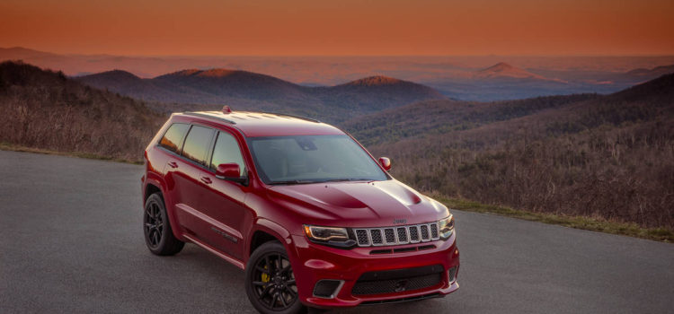 Jeep Unveils the Most Powerful Grand Cherokee Yet…