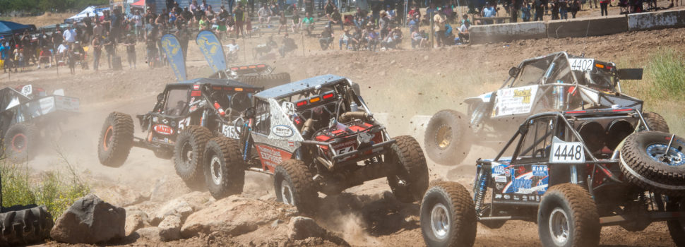 2017 Metalcloak Stampede… It's Anyone's Game