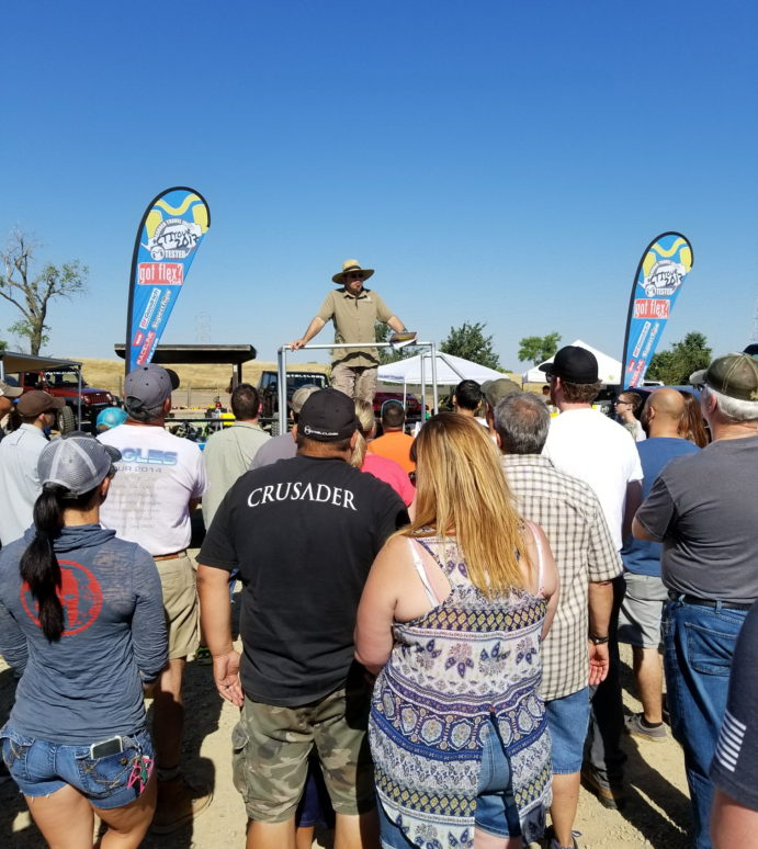 Land Use & SkillzDay '17 – A Match Made for Modern Jeepers