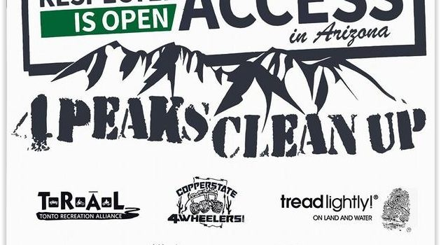 Four Peaks Cleanup