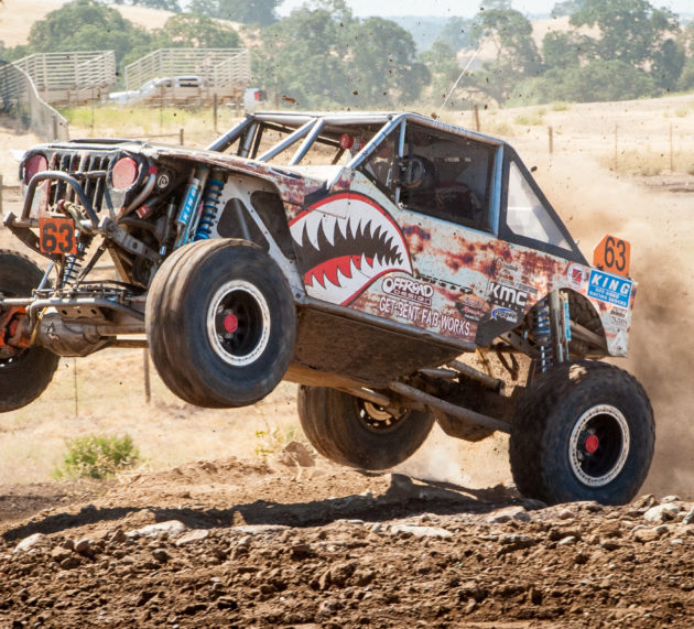 Rock Crawling Gets Full Throttled!