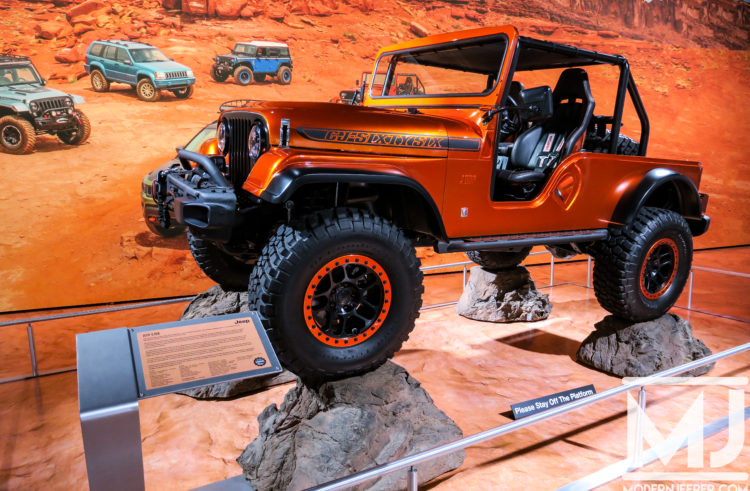 Still a Jeep Favorite…The CJ66