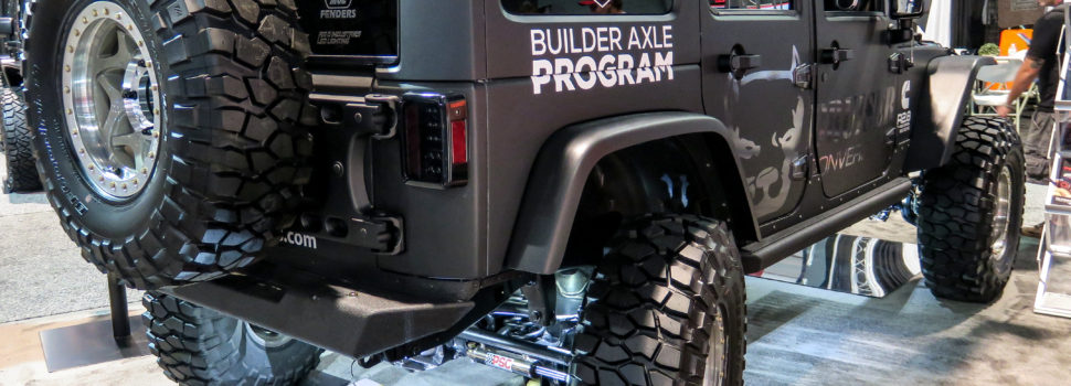 Dana Builder Axle Program