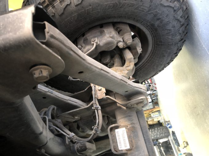 Control Arm Upgrade – For my Dodge Ram! | Modern Jeeper