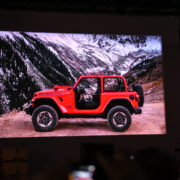 Jeep's Trick or Treat Surprise – JL Wrangler Photos Released at SEMA