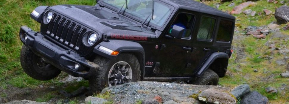Jeep Down Under… More Awesome Photos of the Next Generation Wrangler