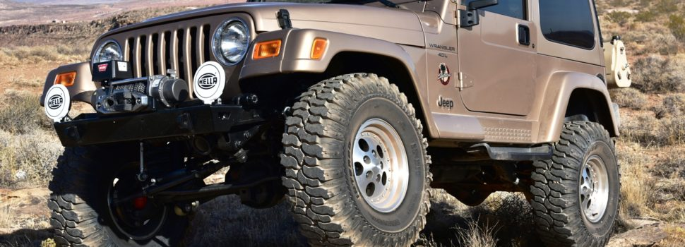 Going Rugged with Interco's SS-M16 – A Tire for All Seasons