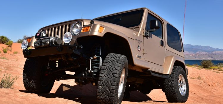 SAHARA – A Clean Survivor Built to Explore | Modern Jeeper