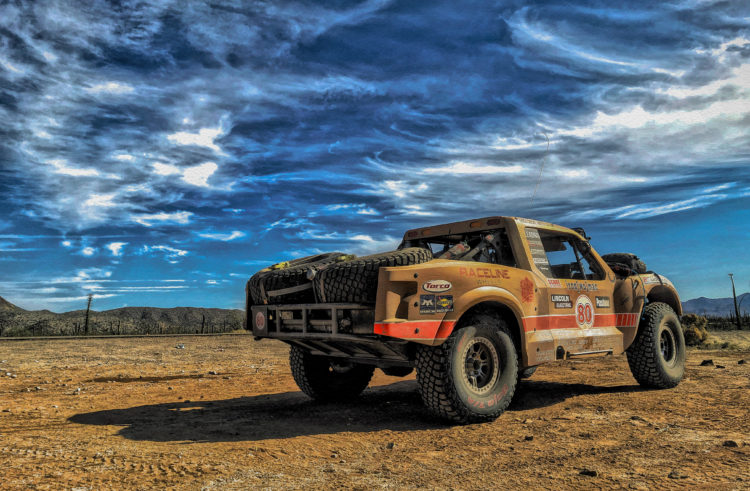 The 50th SCORE Baja 1000