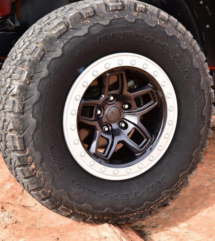 AEV Borah DualSport Wheels