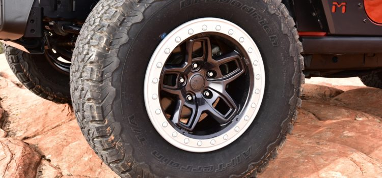 AEV Borah DualSport Wheel – To beadlock or not, it's your choice