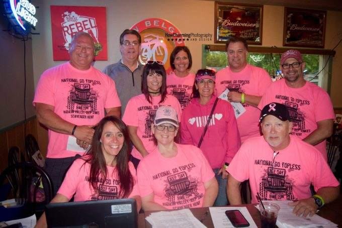 Go Topless for PINK - wabash Valley Jeep Junkies @ Terre Haute Indiana Regional Airport |  |  |