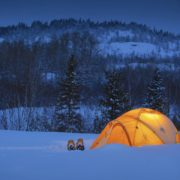 How to Beat the Cold While Camping