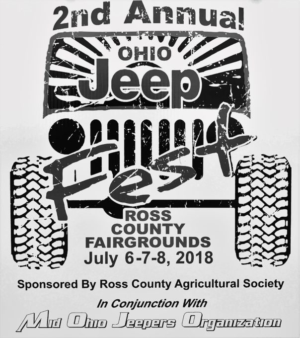 OHIO JEEP FEST @ Ross County Fair Grounds | | |