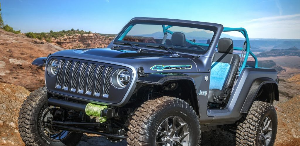 Pushing The Limit – The 2018 Jeep Concept Rigs