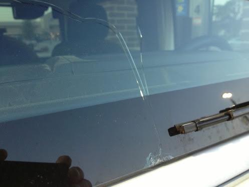JL Windshield Cracked Already? Go Gorrilla Glass