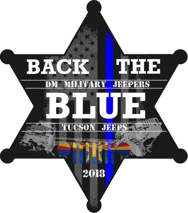 Back the Blue @ Tucson International Raceway | | |