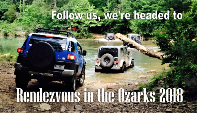 Rendezvous in the Ozarks @ Byrd's Adventure Center | | |