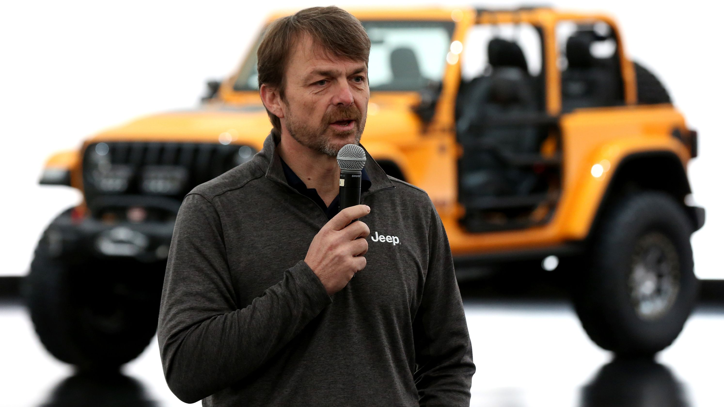 BREAKING: Jeep Head Mike Manley Named New CEO of Fiat Chrysler