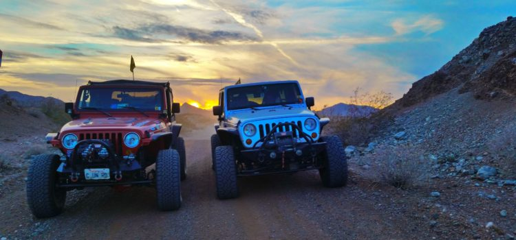 Four-Exploring by Jeep — A How To Guide