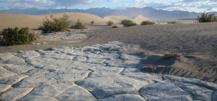 """Death Valley Trails to the """"Rim of Hell"""""""