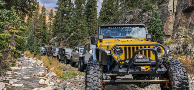 [pics] A Trip Thru the San Juan Mountains of Colorado