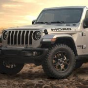 Jeep JL Platform Debuts First Limited Edition Model