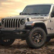 Jeep JL Platform Debuts First Limited Edition Model